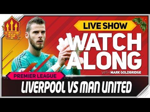 rpool 3-1 Manchester United  Watchalong