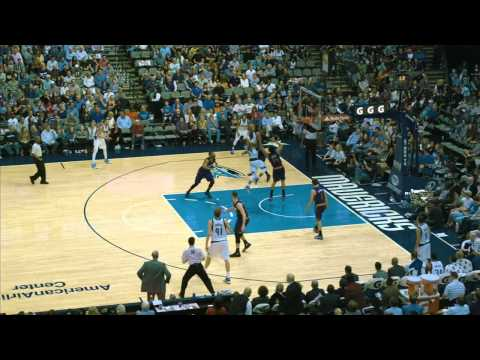 Maverick vs.Suns Game Plays in FreeD Video
