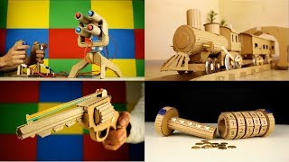 Top 4 Homemade Projects you can Enjoy Making It