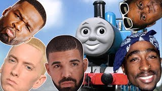 Undeniable evidence that Thomas the Tank Engine works with literally every rap song