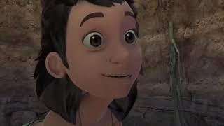 Jungle Book Movie | Jungle Livre Électronique Dessin Animé Hindi Pour Enfants 77 Travail D'équipe