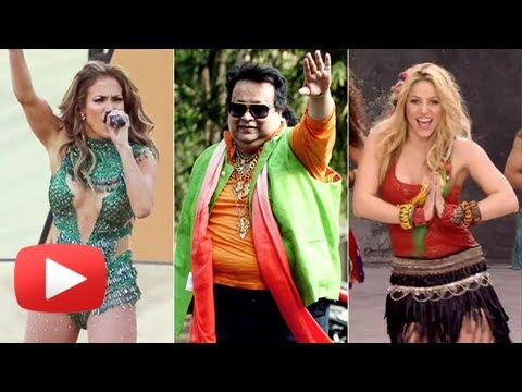 Bappi Lahiri Exclusive For FIFA World Cup 2014