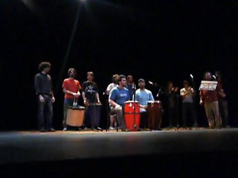 Cancion del software libre por RedPanal y Stallman en Argentina (II)