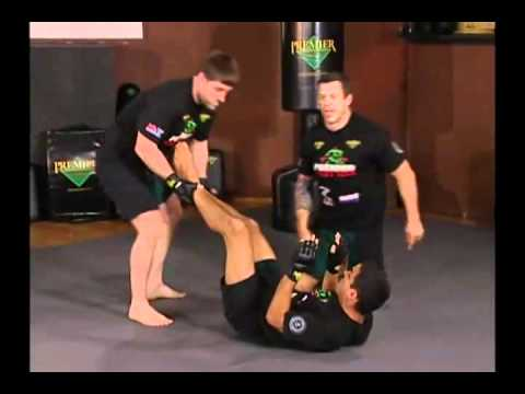 Mixed Martial Arts | Advanced | Grappling | Open Guard Work Image 1