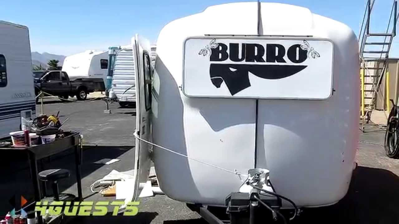 Innovative 1983 Burro 1339 Camper For Sale In Front Royal Virginia Classified