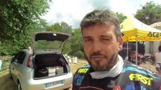 Sardegna Rally Race 2015: David Casteu al termine della 3. tappa