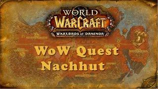 WoW Quest: Nachhut