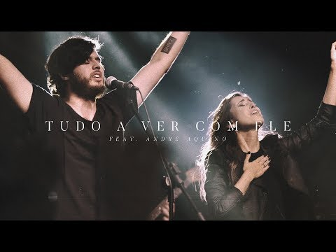 Tudo A Ver Com Ele Ao Vivo  Central 3 feat André Aquino