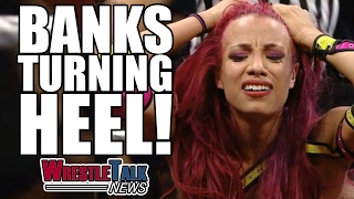 Undertaker Hurting Backstage After Royal Rumble! Sasha Banks Heel Turn Soon! | WrestleTalk News 2017