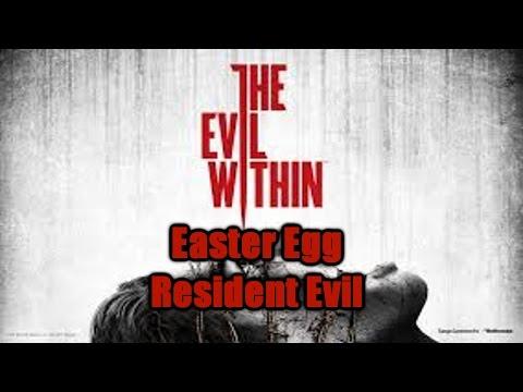 The Evil Within - Resident Evil 1 Easter Egg