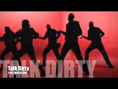 Talk Dirty cover Tony Modicano