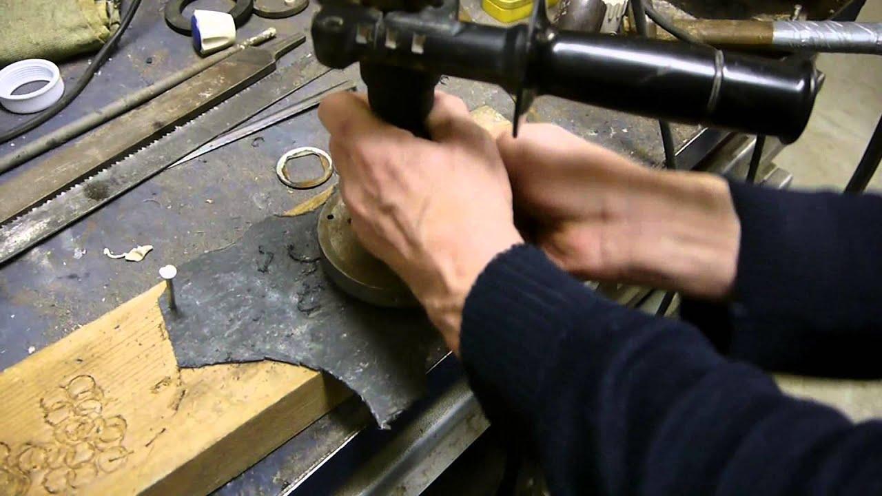 Чем вырезать прокладку из паронита своими руками 38