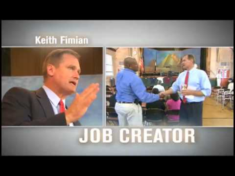 Keith Fimian's First Television Ad.
