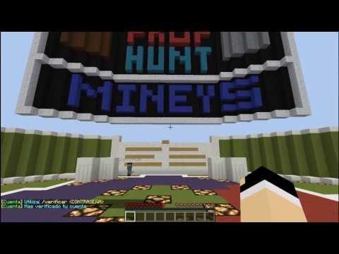 Server Prop Hunt y el Traidor NO PREMIUM //Minecraft 1.7.2//