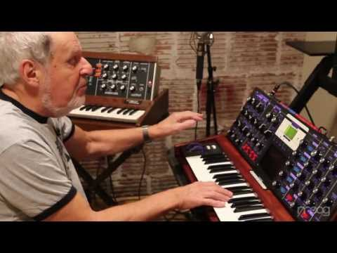 Herb Deutsch on The Minimoog Voyager