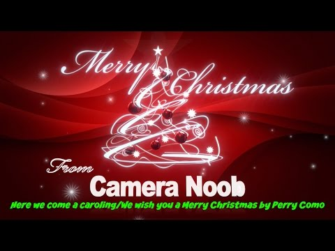Perry Como - Here We Come A-caroling