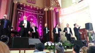 Od Yishoma Turetsky Choir Kharkov Synagogue