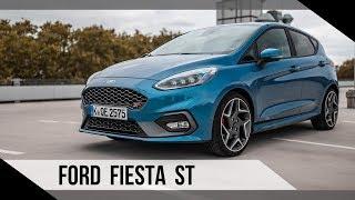 Ford Fiesta ST   2019   Test   Review   Fahrbericht   MotorWoche   MoWo