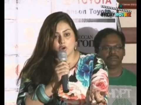 Tamil Event Actor Bharath And Namitha Launch Moto Show video