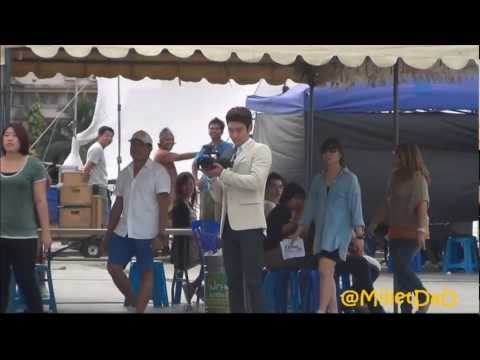 [Fancam] 120731 Siwon @ Asiatique ' A Camera Man '