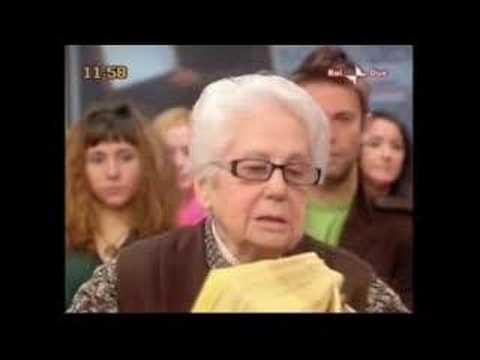 Monica Leofreddi intervista Paola Gagnatelli