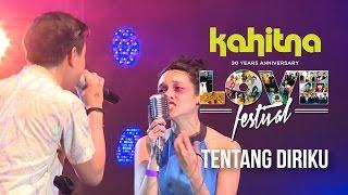 HiVi - Tentang Diriku | (Kahitna Love Festival Concert)