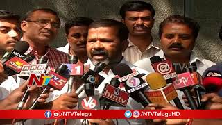 Naini Rajender Reddy Speaks to Media After Meet With Congress Leaders | NTV