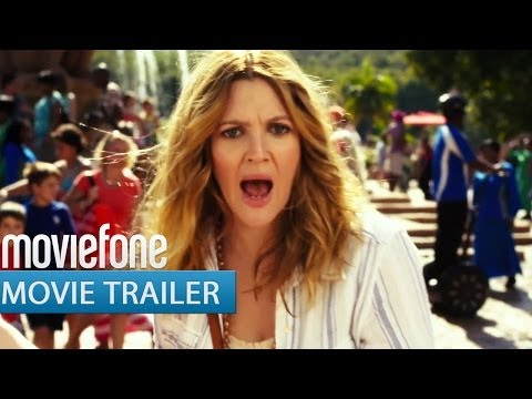 'Blended' Trailer # 2 (2014): Adam Sandler, Drew Barrymore