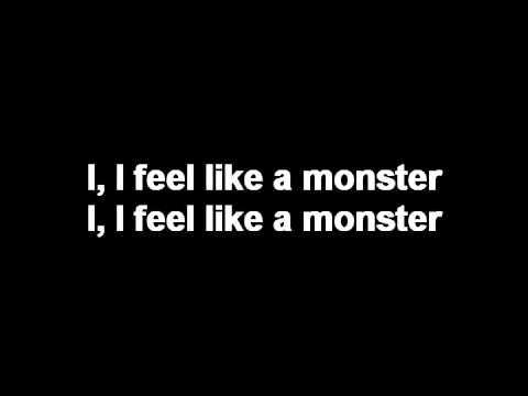 Monster - Skillet (Lyrics) With growl!