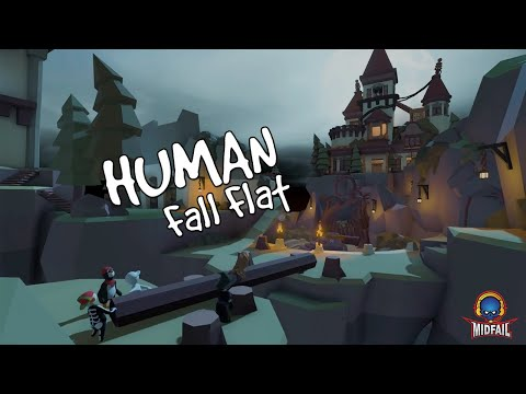 Human Fall Fat ~ Funny game play~Road to 107K Subs(12-08-2019)