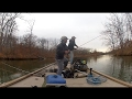 Pre Spawn Power Plant Fishing | Ft. Junebug