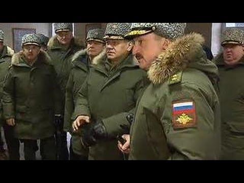 Омск стал первым пунктом рабочей поездки Шойгу