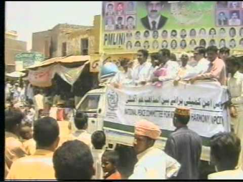 Npcih Laiqatpur Peace Relly 11-july 2010,syed Amin Shah Rashdi (npcih) Part-6 video