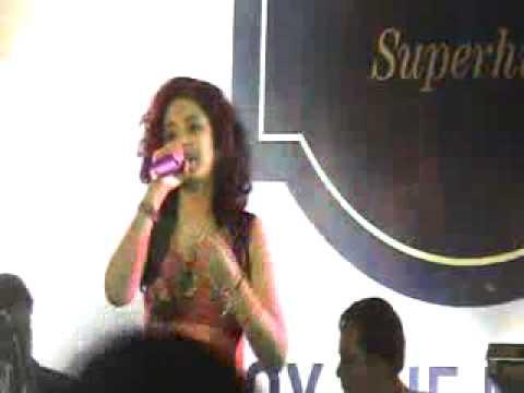 Anwesha -golfgreen Show- Jhumka Gira Re video