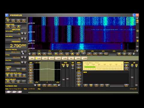 Part 1: HAM Shortwave Radio broadband RFI Interference buzz static. Grow Light? Powerline? Help?