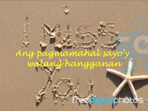 Minsan Lang Kitang Iibigin By Ariel Rivera With Lyrics video
