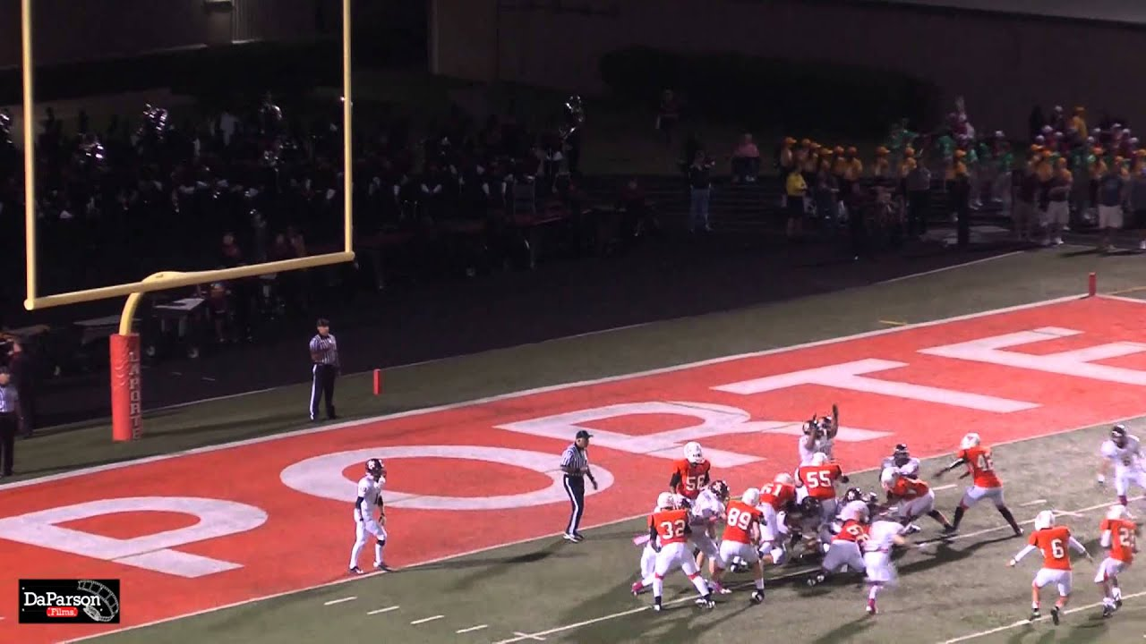 2012 la porte bulldogs and deer park deer game summary for Porte a porte finsbury park