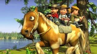 My Draft Horse - Songs for kids, Children's music