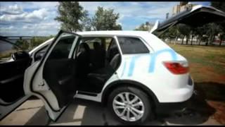 Автопарк. Тест-драйв Mazda CX-9 (15.08.2012)
