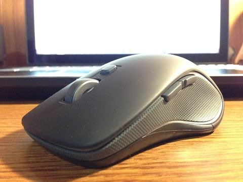 Logitech Wireless Mouse M560 UNBOXING, DEMO & FIRST IMPRESSIONS