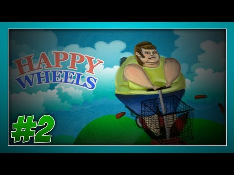 Game | HAPPY WHEELS Ep.2 YOLO, Epic Sword Throw! PewDiePie | HAPPY WHEELS Ep.2 YOLO, Epic Sword Throw! PewDiePie