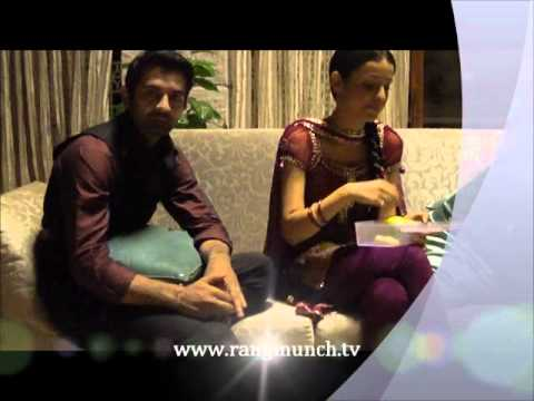Barun Sobti and Sanaya Irani on Rangmunch Part 2