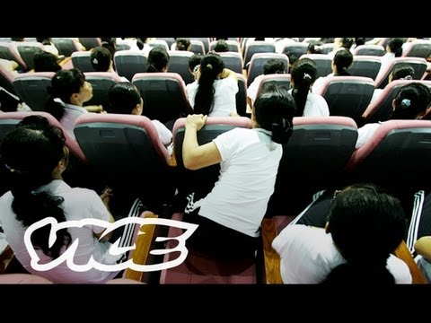 Escape from North Korea: Hanawon Resettlement Center (VICE on HBO Ep. #2 Extended)