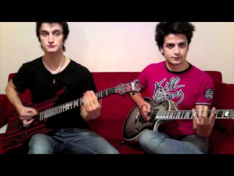 Beast And The Harlot Guitar Cover - By Critical Acclaim [avenged Sevenfold Tribute Band] video