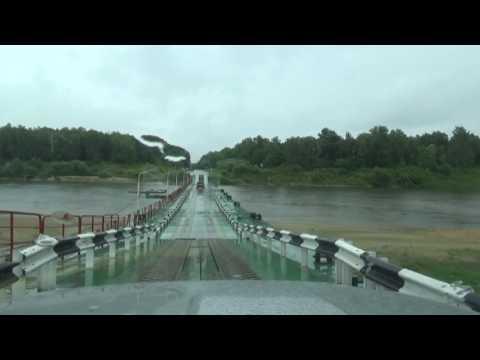 Понтонный мост в шумерле 2018 когда