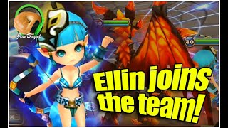 SUMMONERS WAR : Ellin Goes to Rush Hour?!? (Water Amazon)