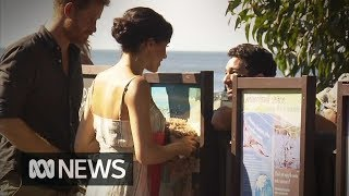 Prince Harry and Meghan visit Fraser Island | ABC News