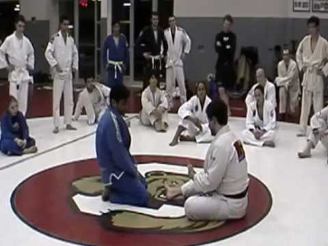 Deep BJJ Half Guard Sweep By Danny Ives Image 1