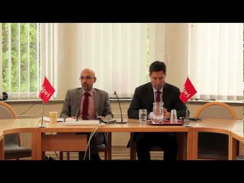 SIPRI Event: Not seeing the forest for the trees: nuclear negotiations with Iran