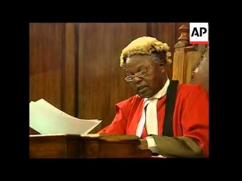 Judge postpones trial of Kenyans linked to bombings